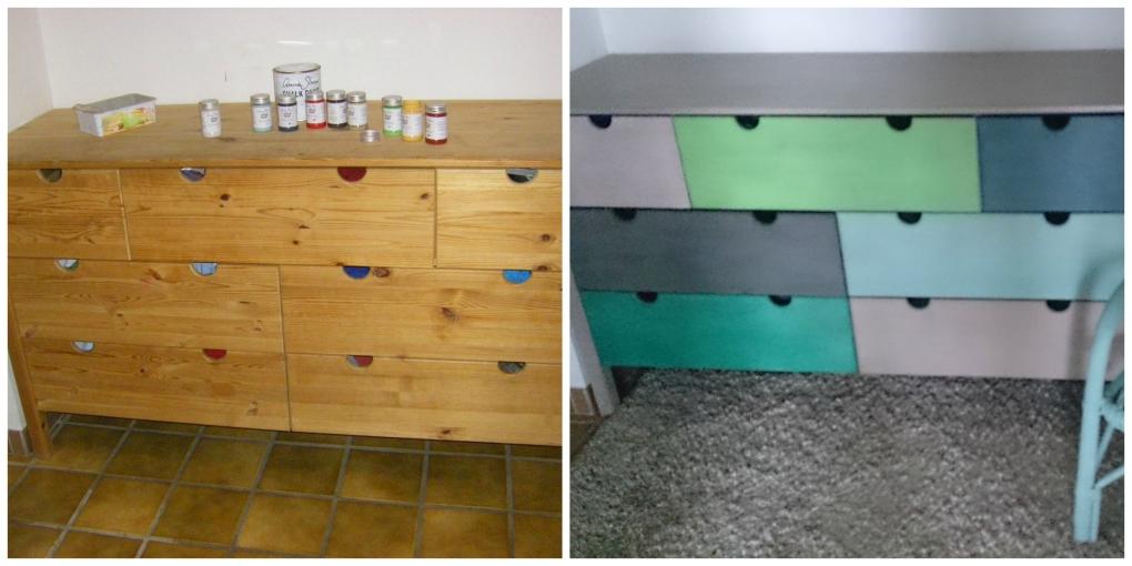 bilder diy m bel vorher nachher. Black Bedroom Furniture Sets. Home Design Ideas
