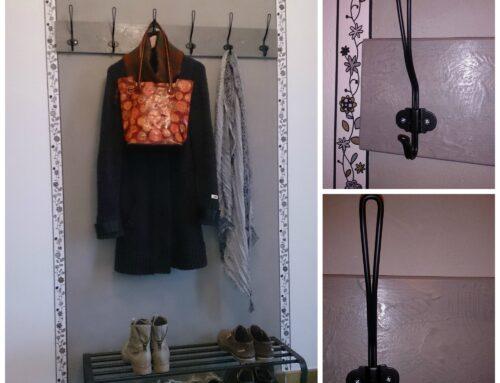 Garderobe selber bauen – einfach und schnell