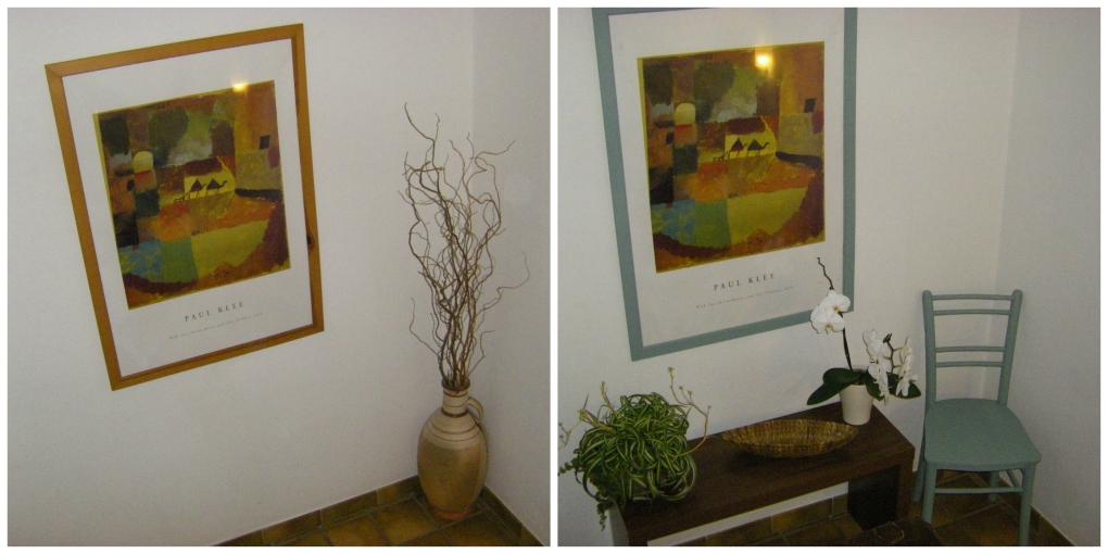 Treppenhaus aufmoebeln und pimpen von Renate Nocker